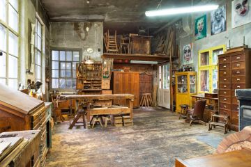 Atelier 1900 (COVID19: Available)