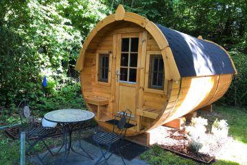 Barrel Cabin